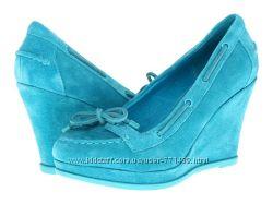 Новые замшевые туфли Sperry Top-Sider размер 36, 5