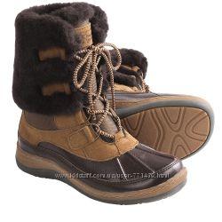 Новые зимние ботинки на меху фирмы Aussie Dogs размер 37