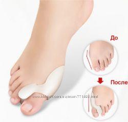 накладки Valgus Pro для коррекции больших пальцев стопы