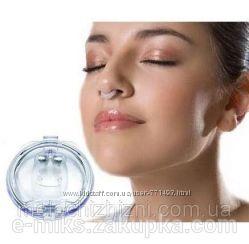 Устройство от храпа nose clip-мягкая силиконовая клипса