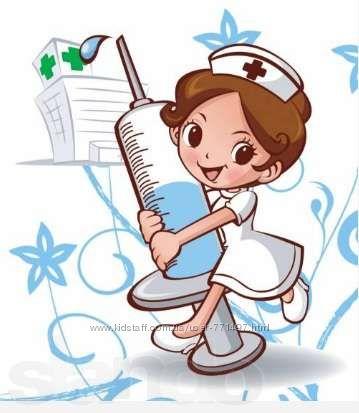услуги медсестры Черкассы