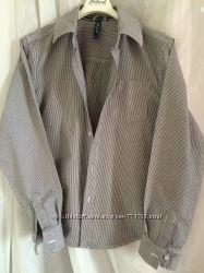 Рубашка серая, Gloria Jeans