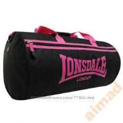 спортивная сумка  Lonsdale Barrel 100бренд 5 цветов