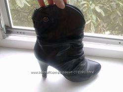 Стильные женские ботиночки