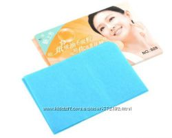 Салфетки для лица, 50 шт для коррекции макияжа Акция