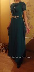 Шикарное итальянское платье на праздники