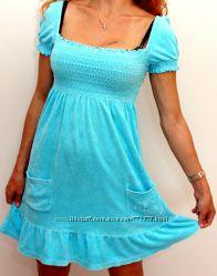 Мохровое платьеце Juici Couture оригинал