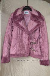 Красивая куртка необычный крой