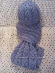 Вязание под заказ.