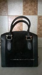 сумочка из натуральной замши