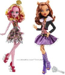 Куколки Monster High