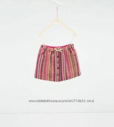 Очень крутая жаккардовая юбка ZARA