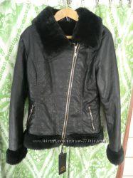 Куртка женская демисезонная на меху, новая.