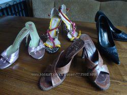 Фирменная женская обувь 37-38р.
