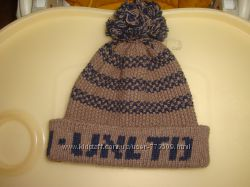 Новая фирменная шапка