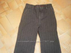Серые джинсики