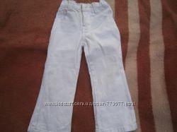 Беленькие джинсики