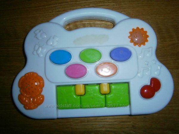 Музыкальные, обучающие, интересные игрушки