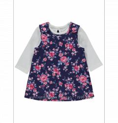 Красивые вещи для девочки George 9-12 месяцев