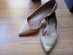 Туфли-лодочки ALDO натур кожа, размер 37