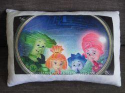 Подушка с фото - прикольный подарок ребенку, любимому на День рождения,