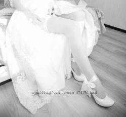 Свадебные туфли 39 р.