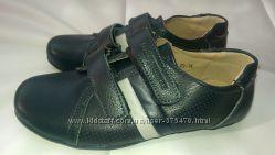 Туфли кожанные Шалунишка