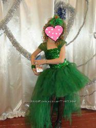 Карнавальный костюм Ёлочка, Пони, Солнышко на праздник цвет любой