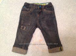Крутые джинсики Baby Club р. 74 сост новых
