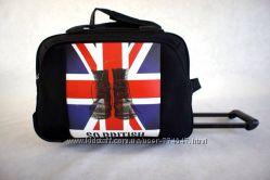 в наличии дорожная сумка David Jones r003 so british