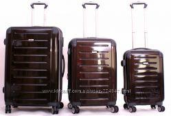 Средний чемодан Airtex 923 шоколадного цвета 76 L