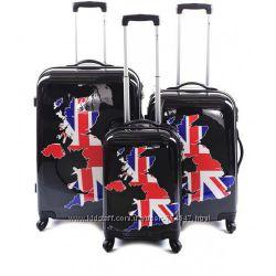 в наличии  чемодан Airtex 2064 BRITISH