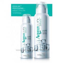 Увлажняющий спрей с гиалуроновой кислотой Aqualual professional HYALUA