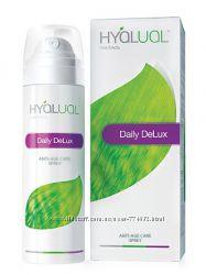 Антивозрастной спрей Hyalual Daily DeLux