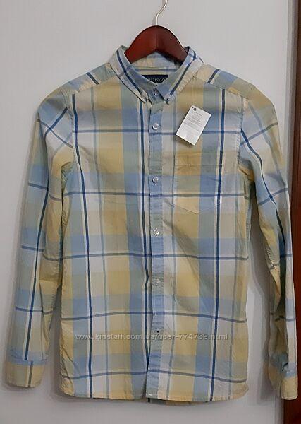 Рубашка р.12 143-155см