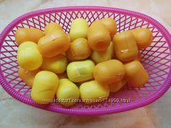 Контейнеры, капсулы яйца от киндер сюрприза