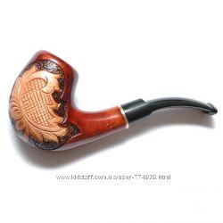 трубка курительная тема 2, фильтр 9 мм