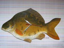 часы рыба