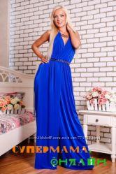 Вечернее платье Кюрасао А2 50-52