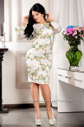 Распродажа Платье Монпасье 42-44, 46-48, 50-52