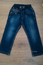 Стильные джинсы A-yugi на рост 104 Турция