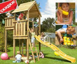 Детские площадки Джунгли Пэлэс
