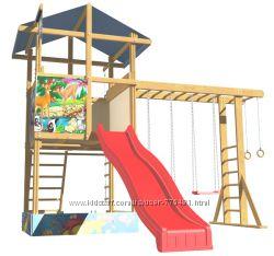 Детский игровой комплекс 4 Элемента