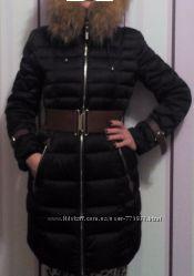 Зимняя женская куртка на пуху 42-44