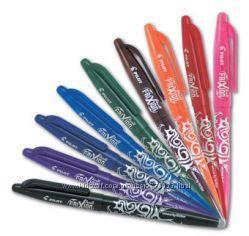 Фирменная ручка Pilot пиши-стирай, стержни, маркеры. Оригинал