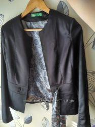 Оригінальний чорний піджак Ben-Lex 38 розмір