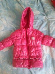 Продам осеннюю куртку на девочку Цену Снизила