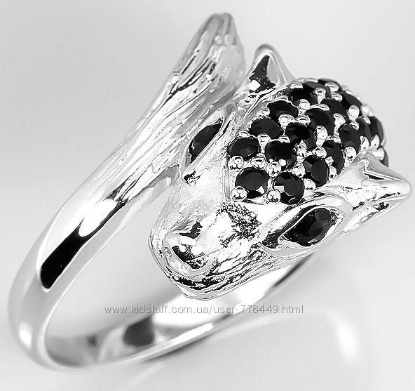 Кольцо серебро 925 натуральный шпинель арт. 074