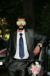 шикарный костюм на высокого парня пр-во Чехия. АРТИСТИК