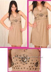 Платье-сарафан pink shadow